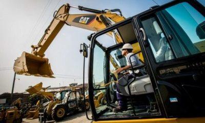 Instruirán a personas de Alto Paraná sobre manejo de maquinarias pesadas