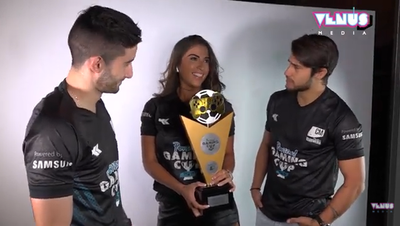 Media Day: Personal Gaming Cup / 11vs11 con Derlis González, Mathias Villasanti, Iván Torres y Vita Aranda