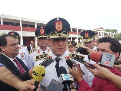 Cambian a comandante de la Policía tras incidentes e incendio de oficina de ANR