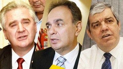 Dos senadores están internados por coronavirus y otro se está recuperando