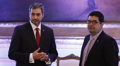 Diputados rechazan pedido de juicio político a Mario Abdo Benítez y Hugo Velázquez