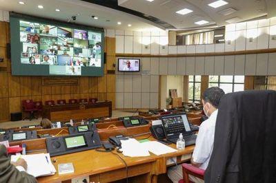 Senado anuncia que recortará parte de los aumentos salariales a funcionarios