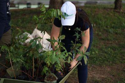 Plantá un árbol con A Todo Pulmón