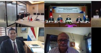La Nación / Paraguay y Taiwán acuerdan cooperación técnica en normalización y metrología