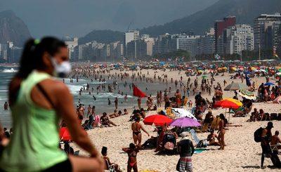 COVID-19: 'Brasil es el país más peligroso del mundo', afirma neumólogo