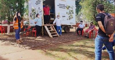 La Nación / Reactivación: MOPC capacita a 200 personas para ser incorporadas en rubro de construcción