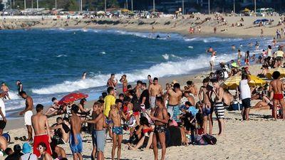 """COVID-19: """"Brasil es el país más peligroso del mundo"""", afirma neumólogo"""