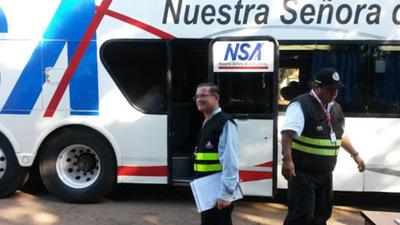 Empresa de transporte local pone toda su logística a disposición del Ministerio de Salud