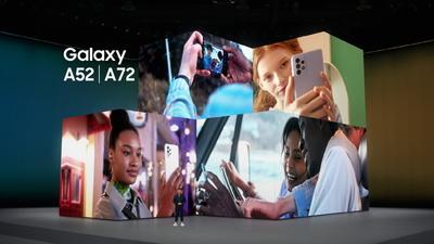 Galaxy A52, A52 5G y A72 hacen que la innovación sea accesible para todos