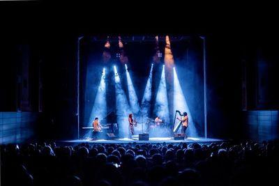 El concierto en vivo de Juanjo Corbalán Cuarteto en la Sala Zitarrosa, en un álbum