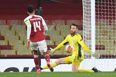 Arsenal, Roma y Granada a cuartos, Tottenham eliminado