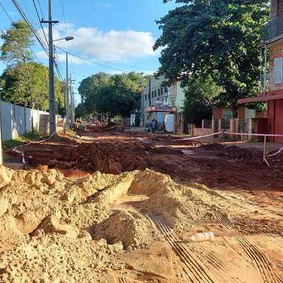 Avenida de la Victoria: algo más que caminos alternativos y calles destrozadas