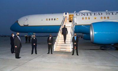 EE. UU. y China afrontan su primer cara a cara de la era Biden