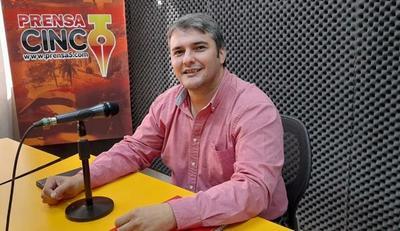"""Marcos Benítez a Antonio Buzarquis; """"¿Qué de extraordinario ha realizado durante su mandato como Gobernador del Caaguazú?"""" – Prensa 5"""