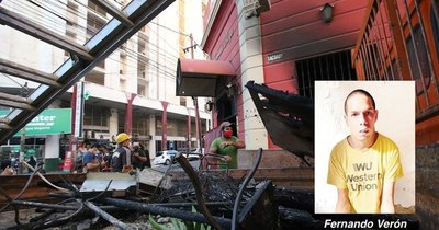 """La Nación / """"¡Tienen que morir quemados!, gritaron"""""""
