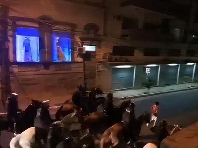 Los manifestantes sufren abuso policial y son imputados