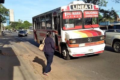 Víctimas del transporte piden licitar nuevo servicio y tirar a la basura las chatarras circulantes