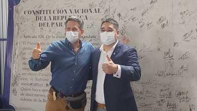 Precandidatos del PLRA a la Intendencia de Asunción buscarán consenso cuanto antes
