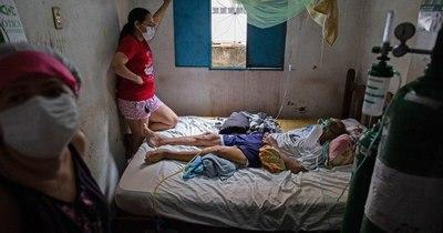 La Nación / Manaos, la ciudad amazónica que tuvo que luchar por respirar