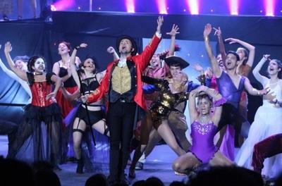 El Mega Showman al estilo de Broadway llega al Teatro Hotel Guaraní