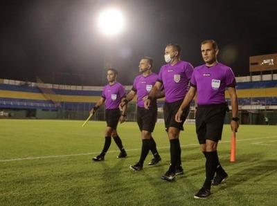 La novena fecha del Apertura ya tiene árbitros designados