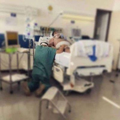 El clamor de un médico intensivista hecho carta a la sociedad