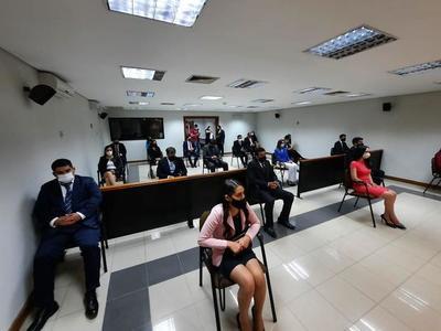 Ministro de la Corte tomó juramento a 37 abogados – Prensa 5