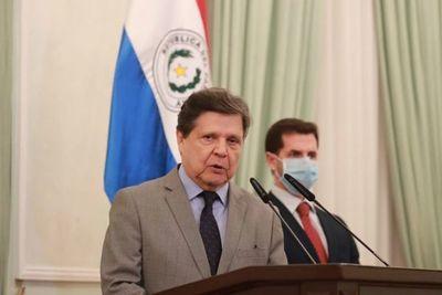 Euclides Acevedo cancela su visita a Chile por masivo aumento de contagios