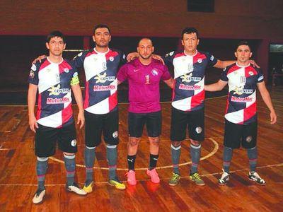Futsal FIFA: árbitros debían ir a Pilar y viajaron a Encar