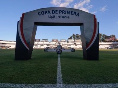 Nueva designación arbitral: Olimpia vs. River Plate