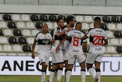 Cambio arbitral en Olimpia-River Plate