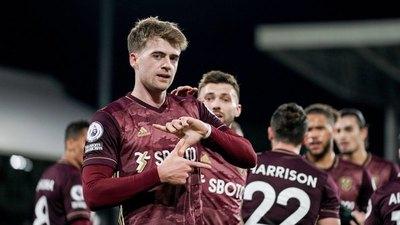 Leeds vuelve al triunfo y mantiene al Fulham en zona de descenso