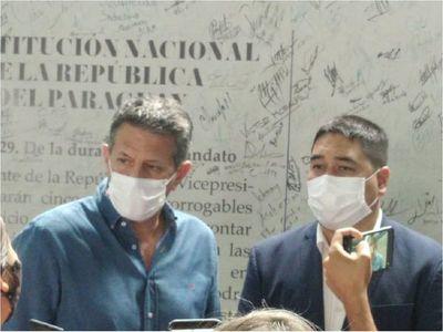 Liberales consensuarán candidatura para pelear por Asunción