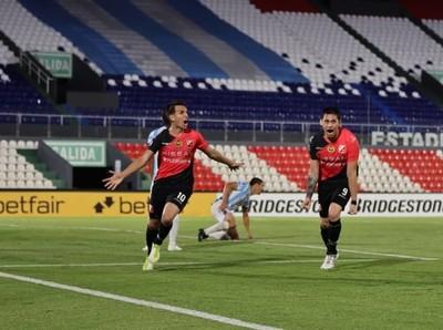 Victorioso debut de River en choque casero por la Sudamericana