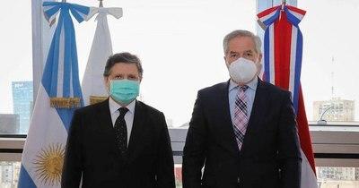 La Nación / La reunión de cancilleres de ayer quedó suspendida