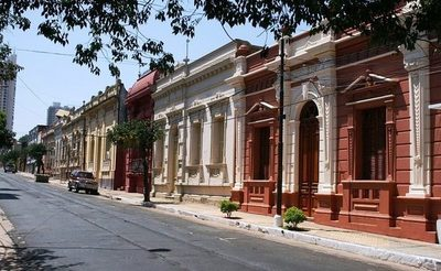 Definirán proyectos para revitalización del centro histórico de Asunción