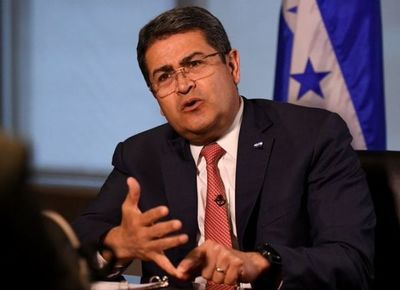 Fiscalía de EE.UU. dice que presidente de Honduras fue socio de narcolaboratorio