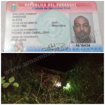 Pedrojuanino comete suicidio tras de sufrir accidente