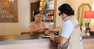 La Nación / Verificaron 350 establecimientos turísticos a nivel país