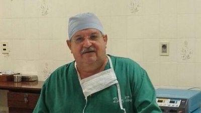 A un año de la muerte del Dr. Díez Pérez, primera víctima del COVID-19 en el país