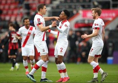 Southampton clasifica a semifinales de la FA Cup