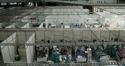 La Nación / Brasil totaliza 13.223 fallecidos por COVID-19 en una semana