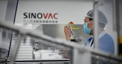 La Nación / COVID-19: Cámara Paraguay-China sostiene que solo buscan facilitar la llegada de más vacunas