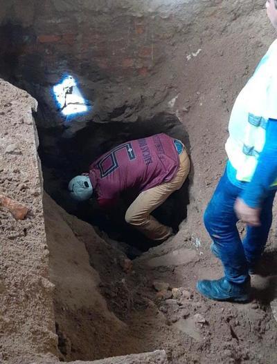 Justicia confirma plan de fuga, tras hallazgo de túnel