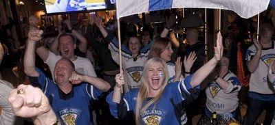 Cómo saca provecho Finlandia de ser el país más feliz del mundo