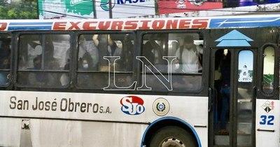 La Nación / Gobierno evalúa acreditar subsidio al usuario y no más a transportistas