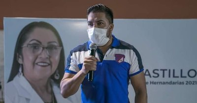 La Nación / Diputado Carlos Portillo apoya candidaturas liberales en Hernandarias