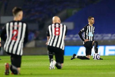 Miguel Almirón: vuelta, 76 minutos y derrota 3-0
