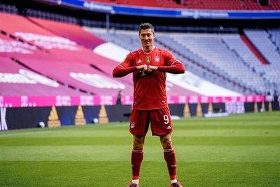 El Bayern Munich y Robert Lewandowski, intratables en la Bundesliga