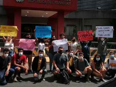 Denuncian criminalización de las protestas ciudadanas